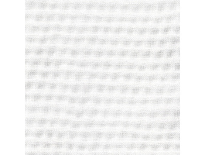 28 Count Brittney Lugana Fabric by Zweigart 3270/100 White фото 1