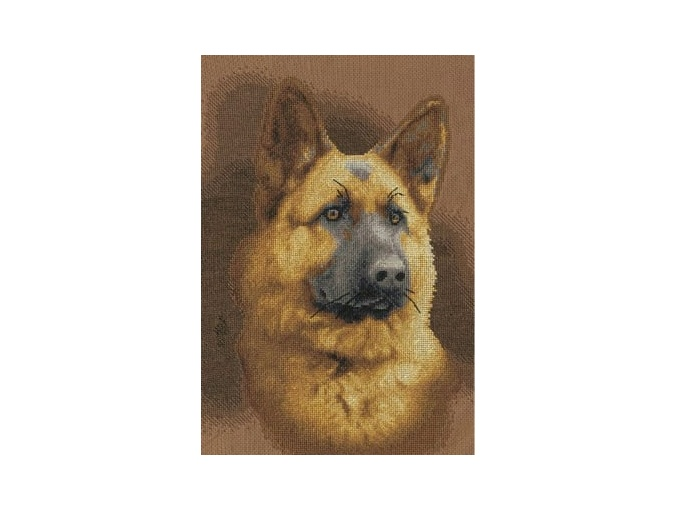 Muchtar the Dog Cross Stitch Kit фото 1
