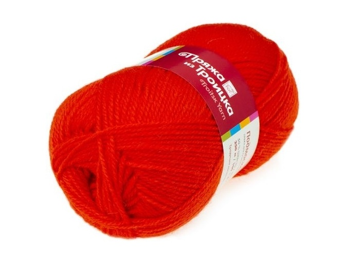 Troitsk Wool Countryside, 50% wool, 50% acrylic 10 Skein Value Pack, 1000g фото 44