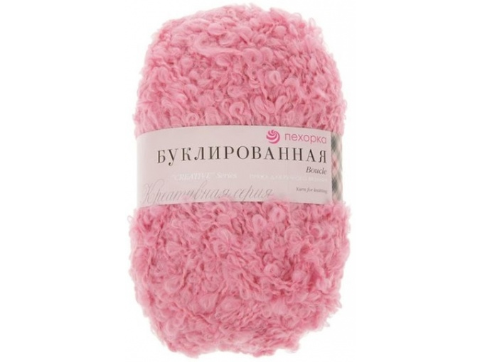 Pekhorka Boucle, 30% Mohair, 20% Wool, 50% Acrylic, 5 Skein Value Pack, 1000g фото 15