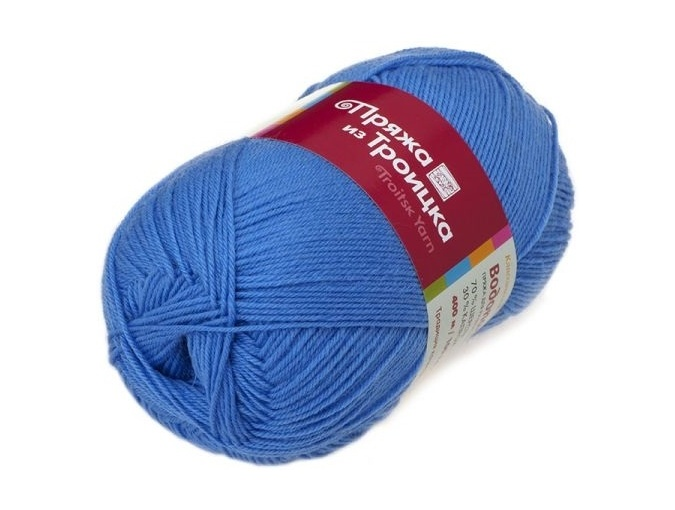 Troitsk Wool Waterfall, 70% wool, 30% nylon 10 Skein Value Pack, 1000g фото 3