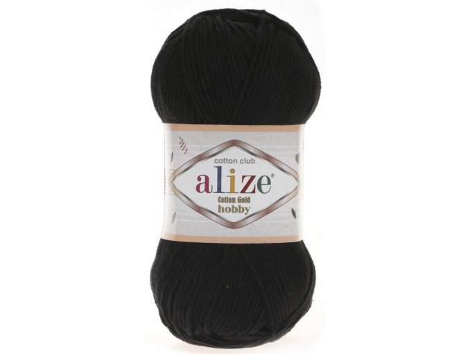 Alize Cotton Gold Hobby 55% cotton, 45% acrylic 5 Skein Value Pack, 250g фото 11