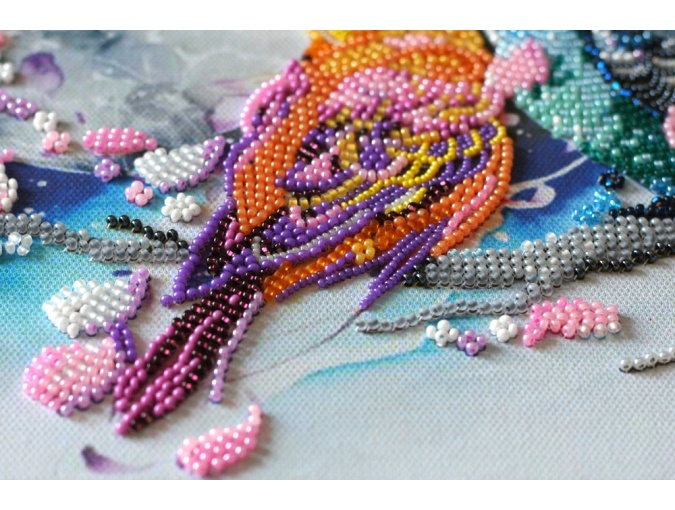 Inseparable Bead Embroidery Kit фото 5