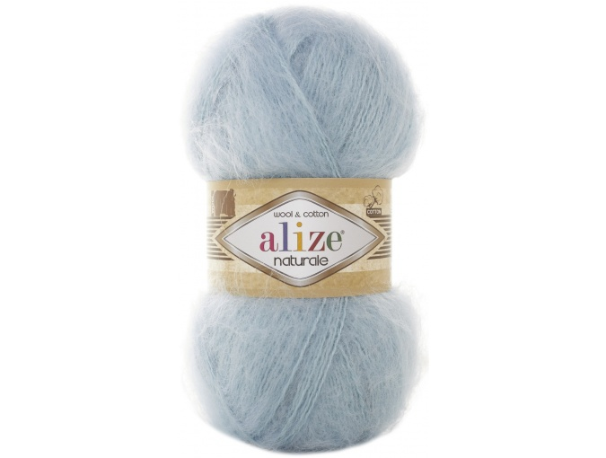 Alize Naturale, 60% Wool, 40% Cotton, 5 Skein Value Pack, 500g фото 10