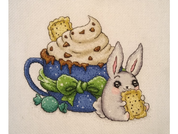 Sweet Tooth Cross Stitch Chart фото 2