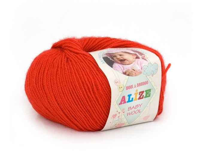 Alize Baby Wool, 40% wool, 20% bamboo, 40% acrylic 10 Skein Value Pack, 500g фото 10
