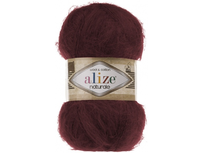 Alize Naturale, 60% Wool, 40% Cotton, 5 Skein Value Pack, 500g фото 18