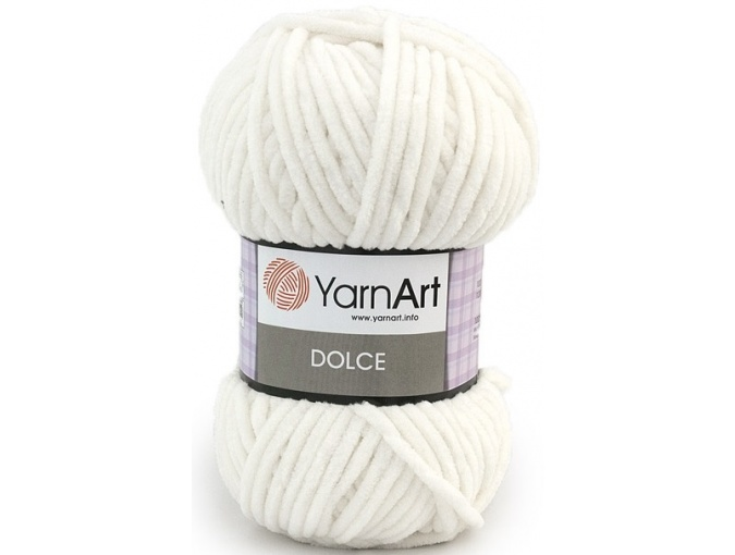 YarnArt Dolce, 100% Micropolyester 5 Skein Value Pack, 500g фото 6