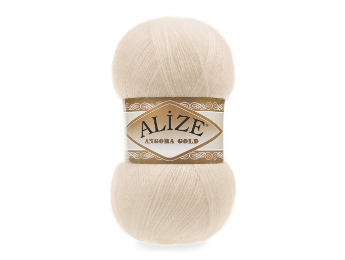 Alize Angora Gold, 10% Mohair, 10% Wool, 80% Acrylic 5 Skein Value Pack, 500g фото 19