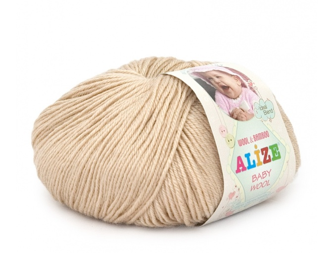 Alize Baby Wool, 40% wool, 20% bamboo, 40% acrylic 10 Skein Value Pack, 500g фото 33