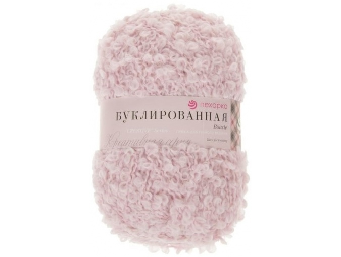 Pekhorka Boucle, 30% Mohair, 20% Wool, 50% Acrylic, 5 Skein Value Pack, 1000g фото 7