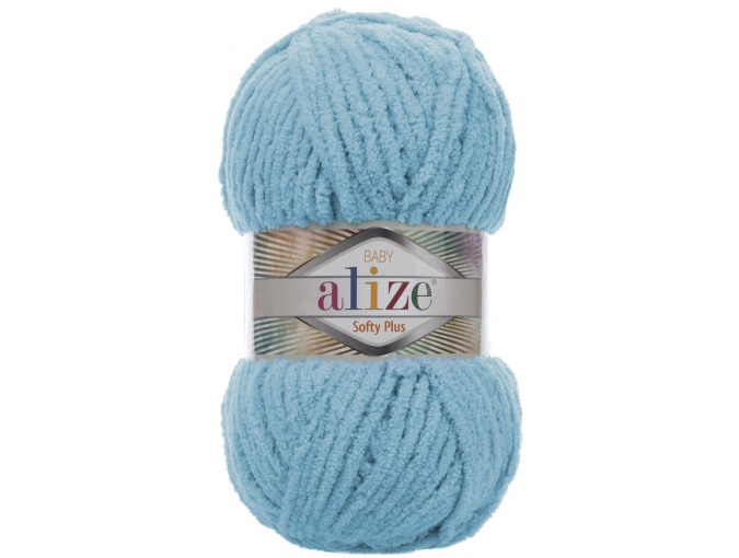 Alize Softy Plus, 100% Micropolyester 5 Skein Value Pack, 500g фото 32