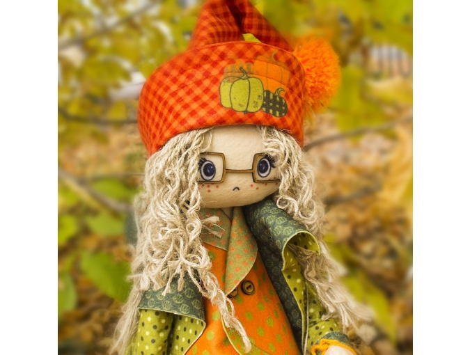 Favorite Heroes. Autumn Doll Sewing Kit фото 4