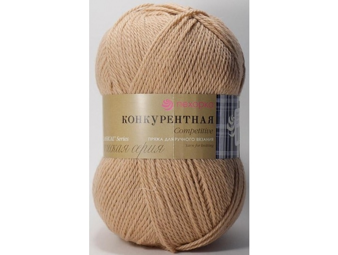 Pekhorka Competitive, 50% Wool, 50% Acrylic 10 Skein Value Pack, 1000g фото 37