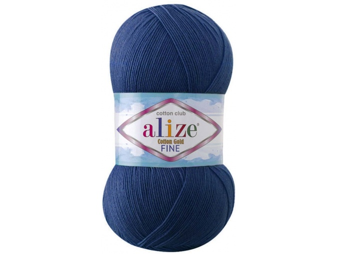 Alize Cotton Gold Fine 55% cotton, 45% acrylic 5 Skein Value Pack, 500g фото 20