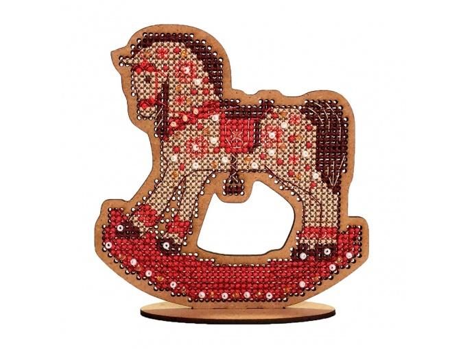 Hobbyhorse Cross Stitch Kit фото 1