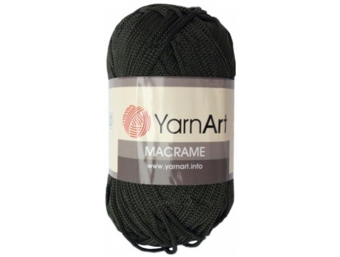 YarnArt Macrame 100% polyester, 6 Skein Value Pack, 540g фото 28