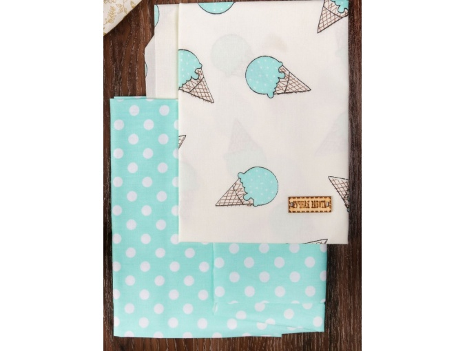 Fat Quarter Peppermint Ice Cream фото 2