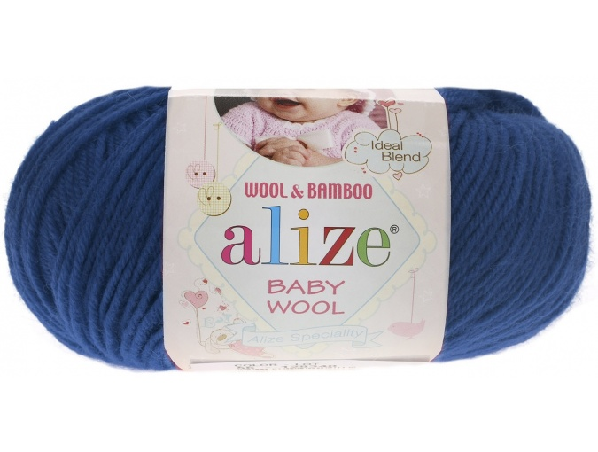 Alize Baby Wool, 40% wool, 20% bamboo, 40% acrylic 10 Skein Value Pack, 500g фото 32
