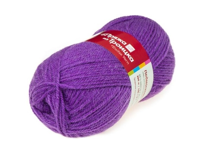 Troitsk Wool Countryside, 50% wool, 50% acrylic 10 Skein Value Pack, 1000g фото 40