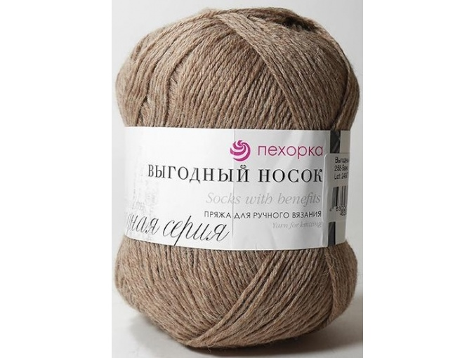 Pekhorka Socks with benefits, 40% Wool, 60% Acrylic 5 Skein Value Pack, 500g фото 16