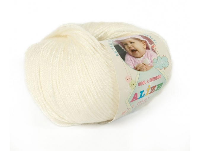 Alize Baby Wool, 40% wool, 20% bamboo, 40% acrylic 10 Skein Value Pack, 500g фото 13
