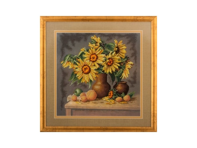 Autumn Charm Cross Stitch Kit фото 2