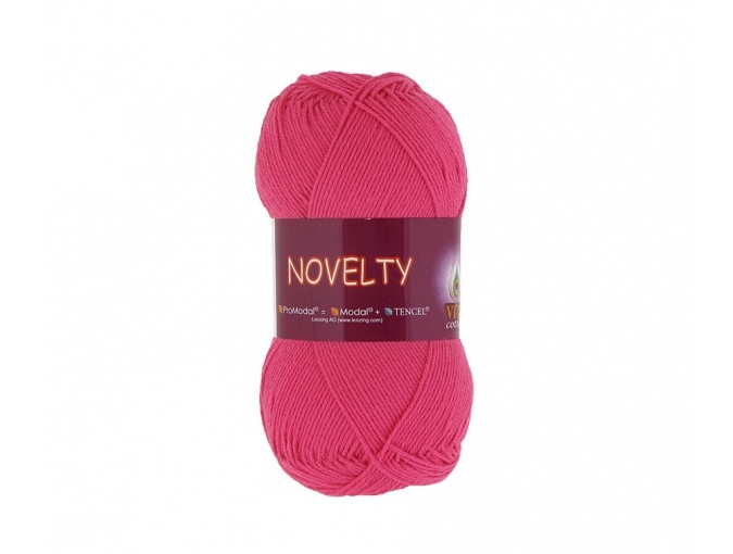 Vita Cotton Novelty 50% ProModal, 50% Cotton, 10 Skein Value Pack, 500g фото 1