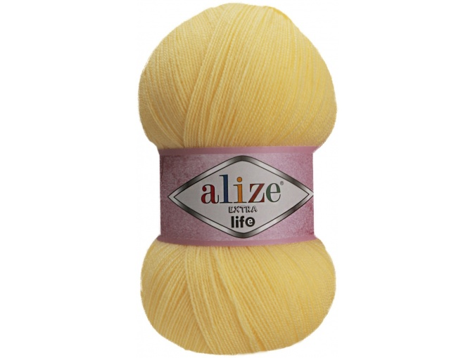Alize Extra Life 100% Acrylic, 5 Skein Value Pack, 500g фото 4