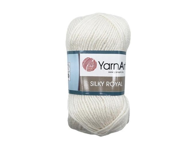YarnArt Silky Royal 35% Silk Rayon, 65% Merino Wool, 5 Skein Value Pack, 250g фото 36