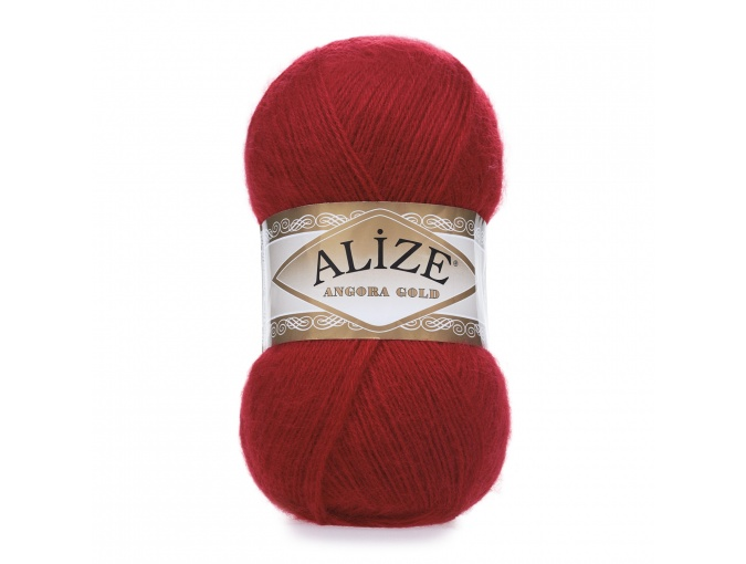 Alize Angora Gold, 10% Mohair, 10% Wool, 80% Acrylic 5 Skein Value Pack, 500g фото 23