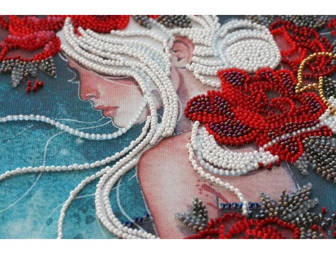 On the Way to the Dream Bead Embroidery Kit фото 7