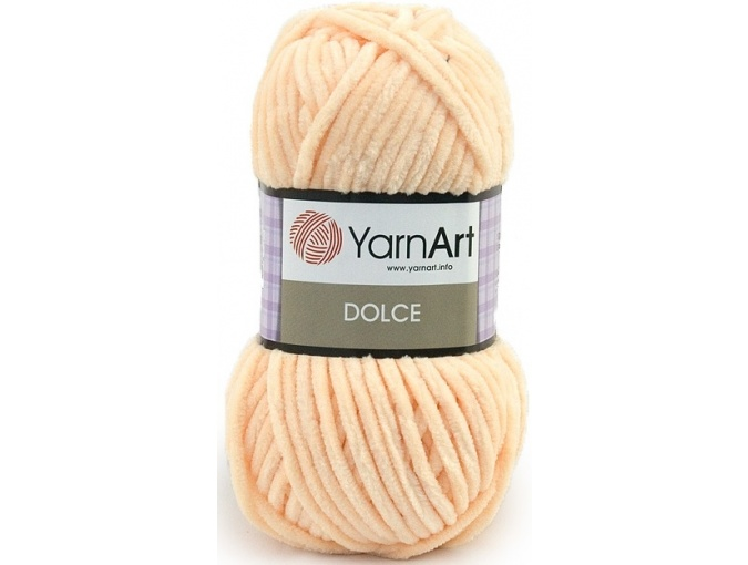 YarnArt Dolce, 100% Micropolyester 5 Skein Value Pack, 500g фото 23
