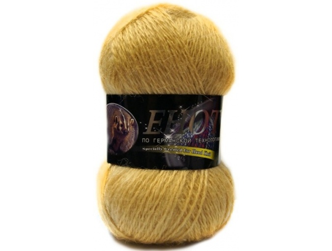 Color City Raccoon 60% Lambswool, 20% Raccoon Wool, 20% Acrylic, 10 Skein Value Pack, 1000g фото 22