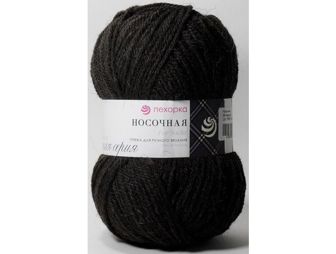 Pekhorka For Socks, 50% Wool, 50% Acrylic 10 Skein Value Pack, 1000g фото 3