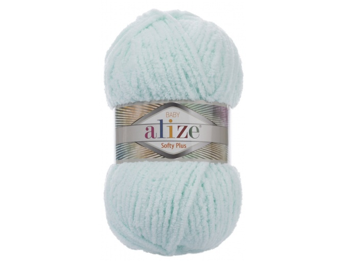 Alize Softy Plus, 100% Micropolyester 5 Skein Value Pack, 500g фото 2