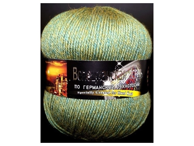 Color City Venetian Autumn 85% Merino Wool, 15% Acrylic, 5 Skein Value Pack, 500g фото 40