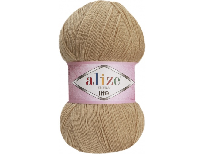Alize Extra Life 100% Acrylic, 5 Skein Value Pack, 500g фото 11