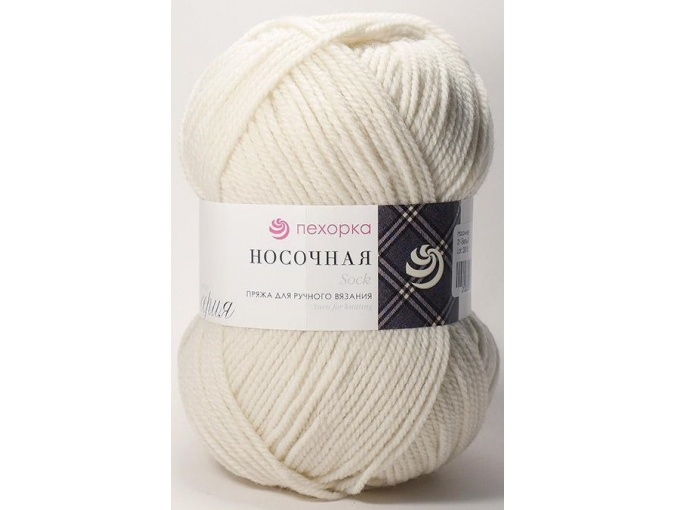 Pekhorka For Socks, 50% Wool, 50% Acrylic 10 Skein Value Pack, 1000g фото 2