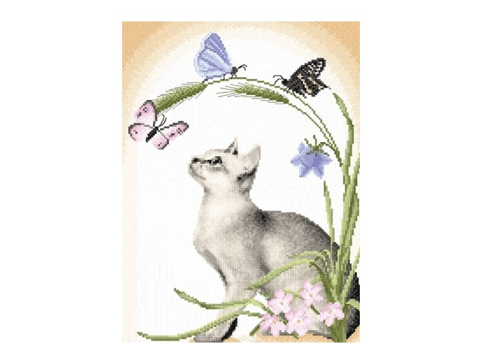 Summer Midday Cross Stitch Kit фото 1