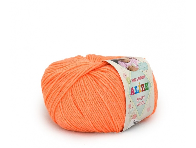 Alize Baby Wool, 40% wool, 20% bamboo, 40% acrylic 10 Skein Value Pack, 500g фото 37
