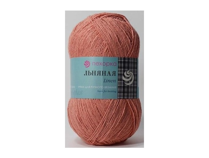 Pekhorka Linen, 55% Linen, 45% Cotton, 5 Skein Value Pack, 500g фото 11