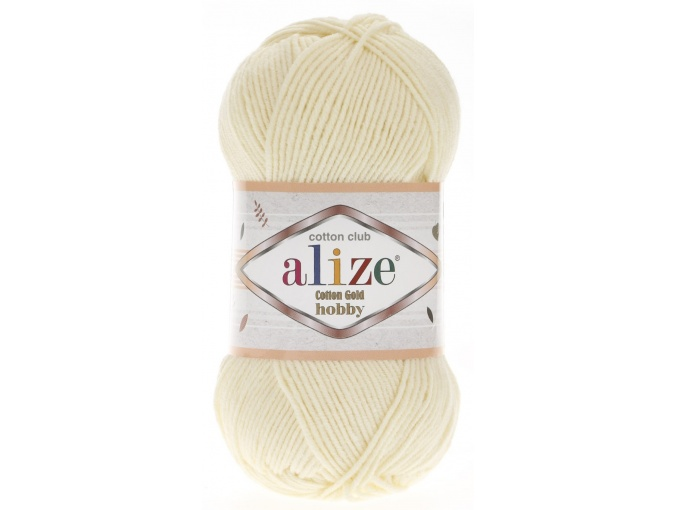 Alize Cotton Gold Hobby 55% cotton, 45% acrylic 5 Skein Value Pack, 250g фото 2