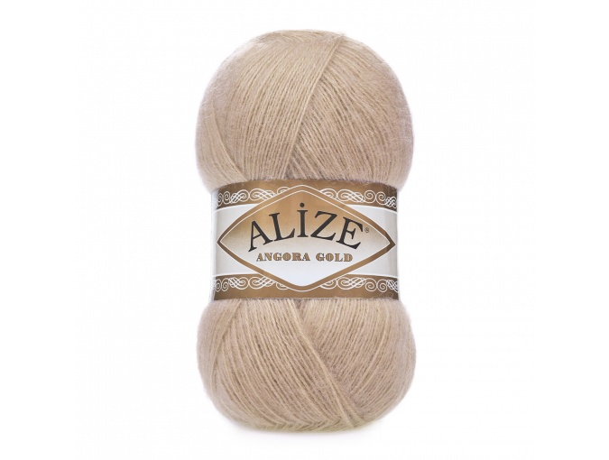Alize Angora Gold, 10% Mohair, 10% Wool, 80% Acrylic 5 Skein Value Pack, 500g фото 36