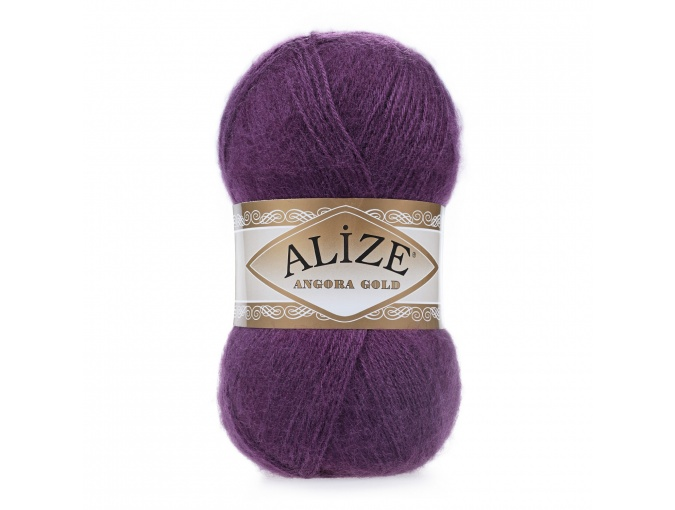 Alize Angora Gold, 10% Mohair, 10% Wool, 80% Acrylic 5 Skein Value Pack, 500g фото 24