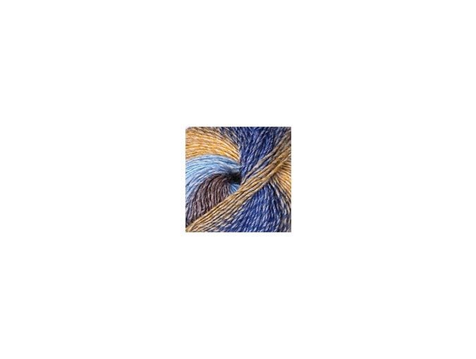 YarnArt Pacific 20% Wool, 80% Acrylic, 10 Skein Value Pack, 500g фото 21