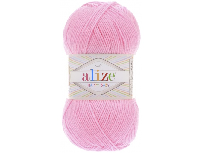 Alize Happy Baby 65% Acrylic, 35% Polyamide, 5 Skein Value Pack, 500g фото 19