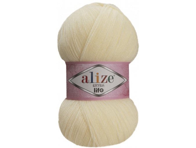 Alize Extra Life 100% Acrylic, 5 Skein Value Pack, 500g фото 3