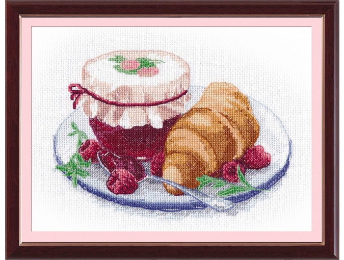 Favorite Goodies Cross Stitch Kit фото 1