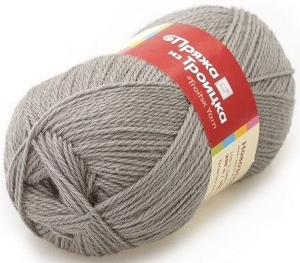 Troitsk Wool New Zealand, 100% wool 10 Skein Value Pack, 1000g фото 12